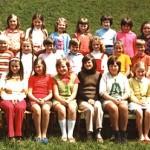 4.Klasse 1974