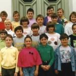 4.Klasse 1989