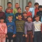 4.Klasse 1990