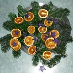 Advent 08 Orangen