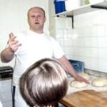 Bäcker 01 Teigkugeln