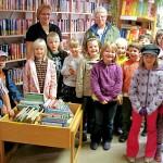 Bücherei Klasse