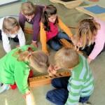 BW Figur-Grunddifferenzierung, Teamfähigkeit klein