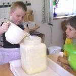 Bauernhof Butter 1