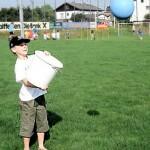 Fußball 2 Ball fangen