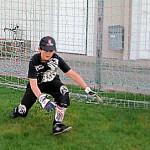 Fußball 2 Tormann