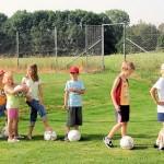 Fußball 2 Training