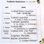 Fußball Plan
