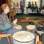 Instrumente vorstellen Trommel