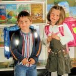 Kindergartenbesuch Bücherei
