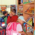 Kindergartenbesuch Bücherei 2