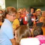 Kindergartenbesuch Klasse