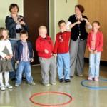 Kindergartenbesuch Mäusespruch