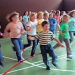 Kindergartenbesuch Turnsaal 2