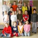 Klassenfotos-2003-04 4B klein