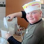 Lebkuchen 01 mixen