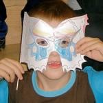 Lesevor 20 fertige Maske
