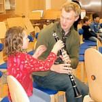 Musik Klarinette