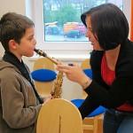Musik Saxophon