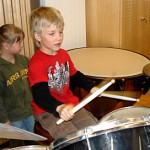 Musik Schlagzeuger